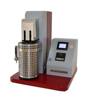 Wheat and flour testing equipment - image